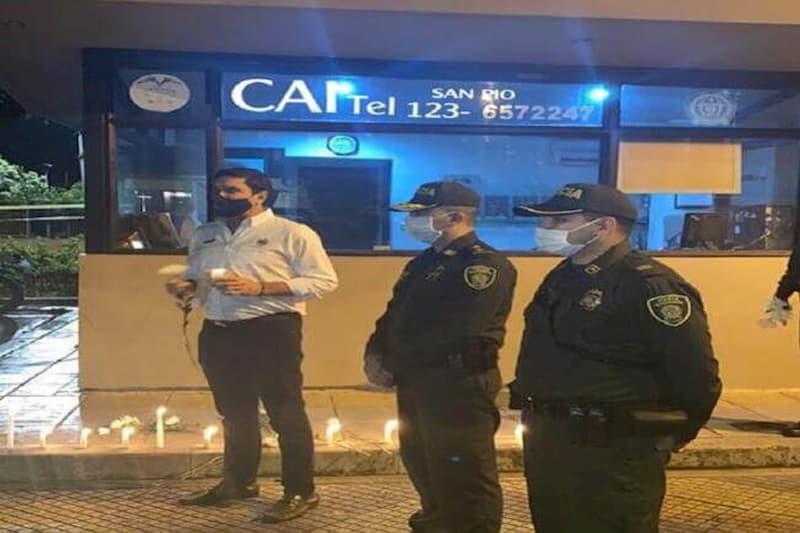 Bucaramanga, la ciudad que rechazó en paz la muerte del abogado Javier Ordóñez (tweet) 2