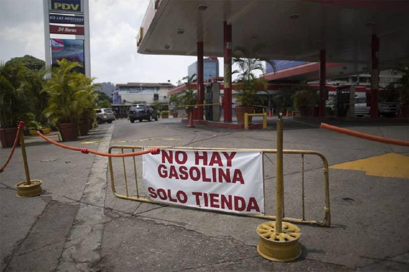 Entérate por qué no hay gasolina en Venezuela 42