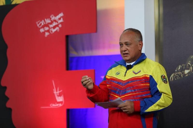 Diosdado Cabello sobre su aislamiento por el Covid-19: Pensé en retirarme de la política (video) 5