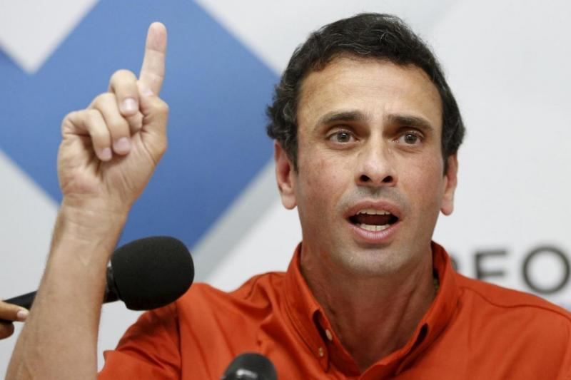 """Capriles responde a Guaidó: """"El plan que había se agotó, la agenda no dio resultado"""" 30"""