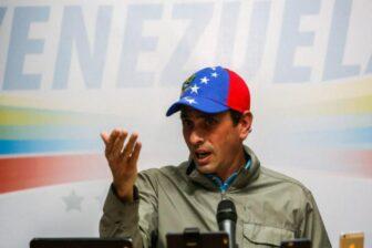 Capriles no participará en elecciones convocadas por Maduro 1