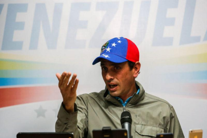 Capriles no participará en elecciones convocadas por Maduro 15