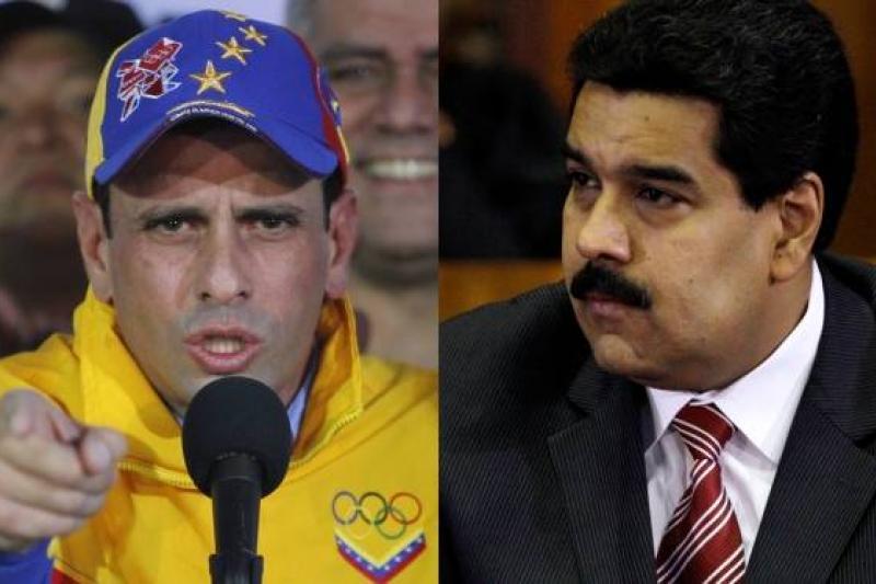 Capriles confirma que está dialogando con Maduro 14