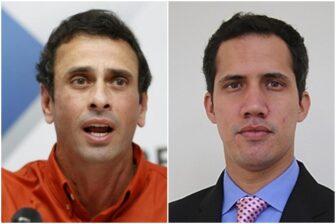 Lo que dijo Capriles sobre la presidencia interina y su advertencia 1
