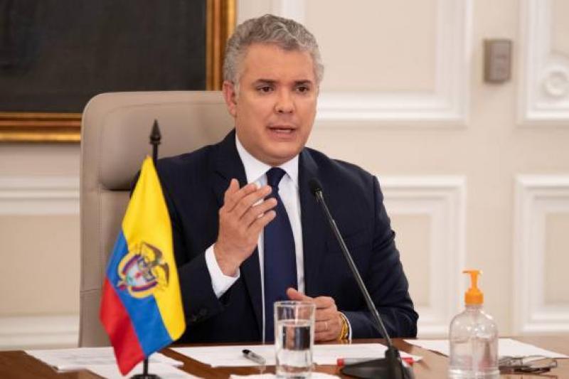 Duque: Detenidos de la Operación Gedeón en Colombia fueron financiados por Maduro 1