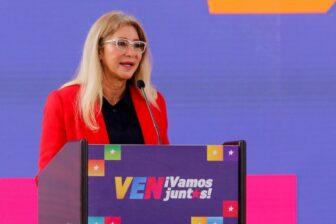 PSUV está desviando la ayuda humanitaria de la Unicef para hacer campaña electoral 1