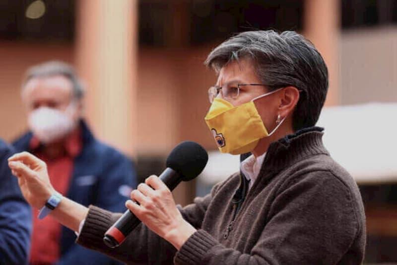 Claudia López: Esto es lo más grave que ha vivido Bogotá desde el holocausto 17