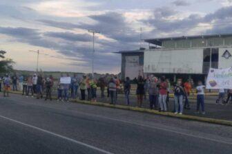 Protestas en San Carlos deja cuatro heridos y 12 detenidos (detalles) 1