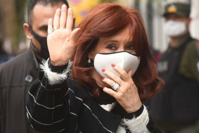 Confirman juicio y embargo de 200 millones de pesos contra Cristina Fernández 22
