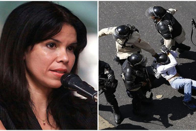 El día que Gabriela Ramírez justificó las violaciones de DD.HH. tras protestas de 2014 3