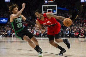 Trevor Ariza, jugador de la NBA es acusado de abusar físicamente de su hijo 1