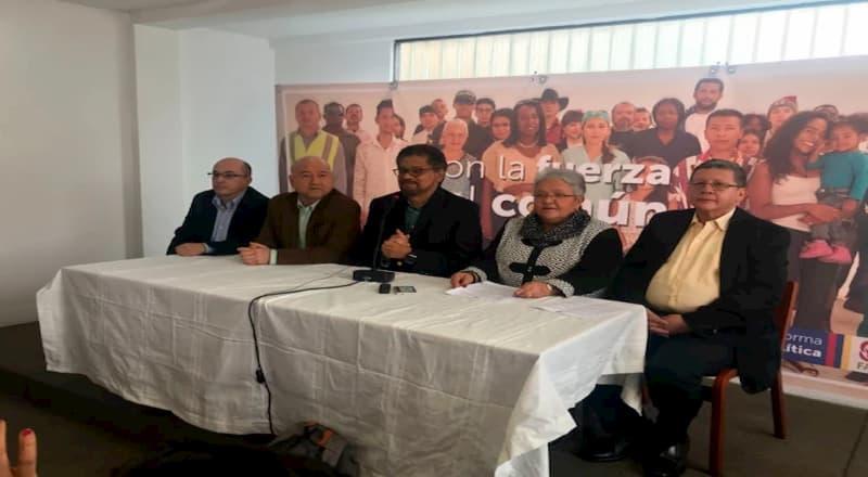 Farc pedirán a la JEP que sus versiones libres sean transmitidas en directo por televisión Nación 1