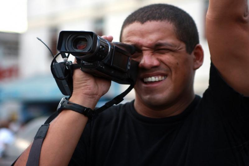 La protesta de Cabeza e'mango sobre el indulto a opositores (detalles) 2