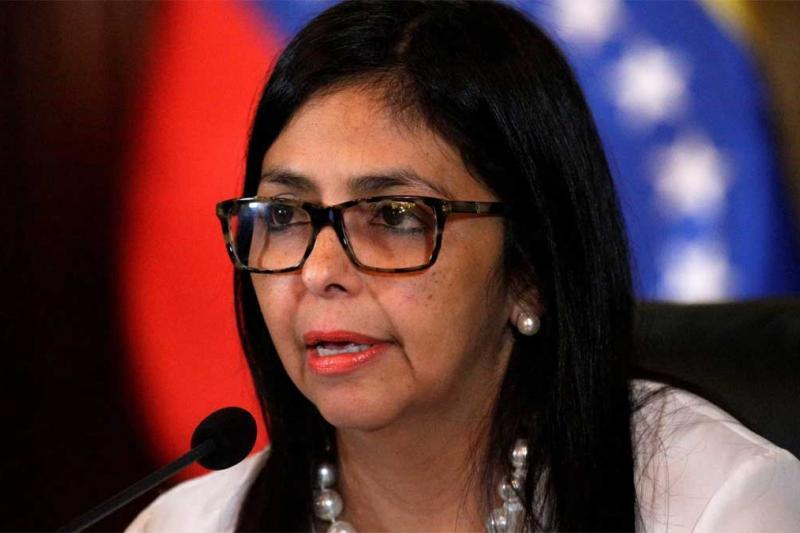 """Descubren vínculo entre """"El Coqui"""" y Delcy Rodríguez 12"""