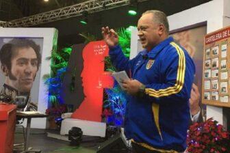 """Diosdado Cabello amenaza a Banesco y dice que Escotet """"no debería tener un banco en Venezuela"""" 1"""