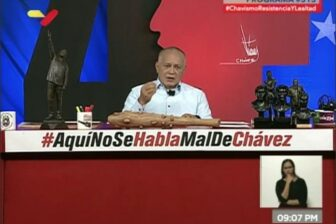Diosdado rechazó a quienes hacen campaña con mortadela y pollos 1