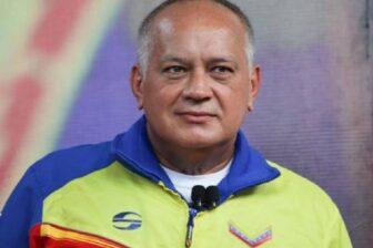 """""""Se va con más enemigos que cuando inició"""": el comentario de Diosdado Cabello sobre la salida de Donald Trump"""