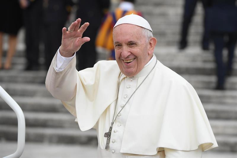 """El papa Francisco expresa su preocupación por Venezuela, azotada por """"la arrogancia de los poderosos"""" 13"""