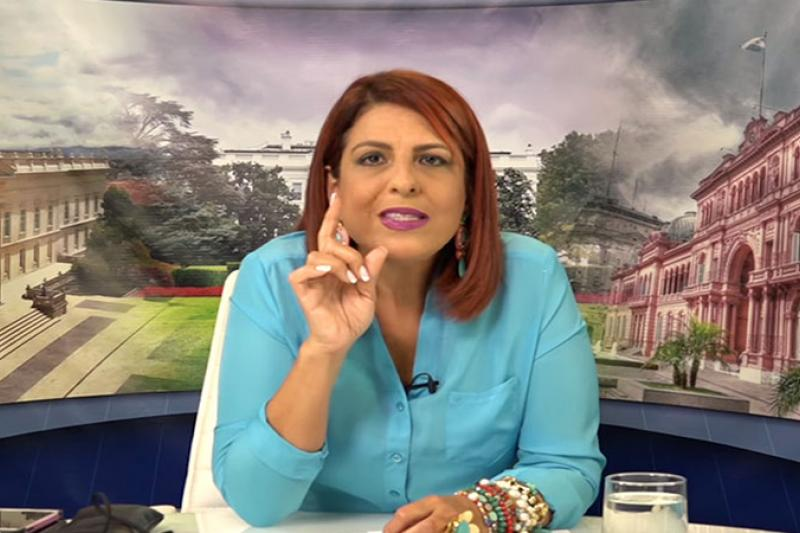 Patricia Poleo anuncio supuestos crímenes federales ligados al gobierno de Guaidó (video) 1