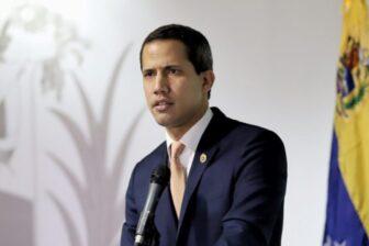 """Guaidó celebró declaraciones de la fiscal de la CPI y aseguró que Tarek William Saab """"también sale señalado"""" 1"""