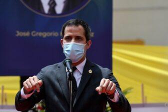Guaidó anunció la creación de una comisión especial para avanzar en materia de justicia internacional 1