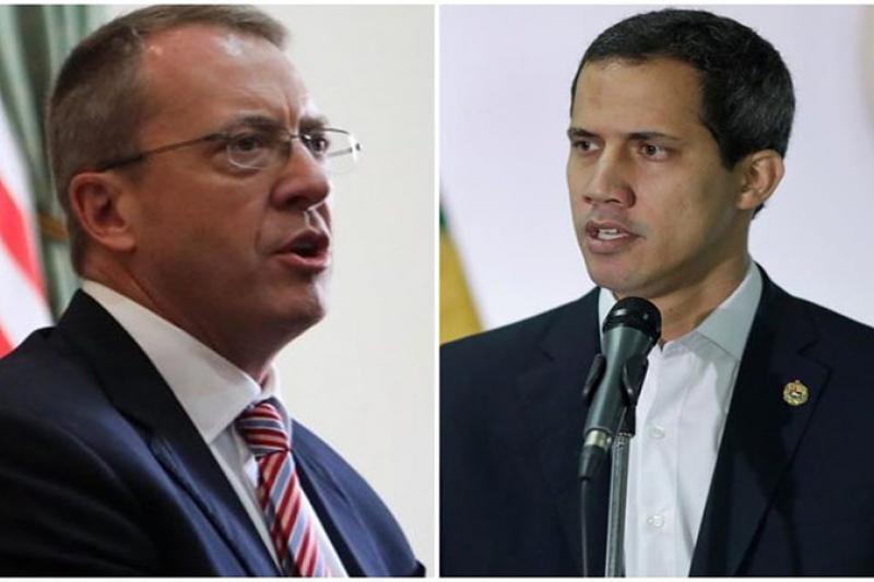 Guaidó anunció acuerdo de cooperación con la DEA 29