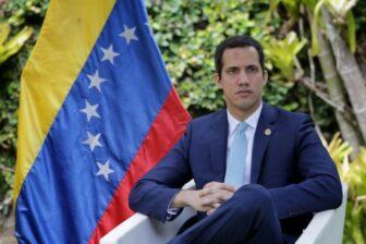 Guaidó: Maduro es un fraude 1