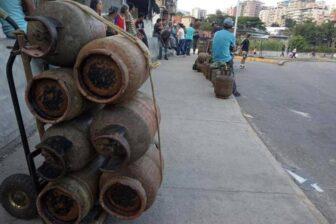 Cuatro de cada diez hogares venezolanos no tienen gas doméstico 1