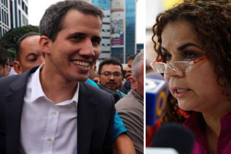 Nuevo insultó de Iris Varela contra Guaidó (video) 2