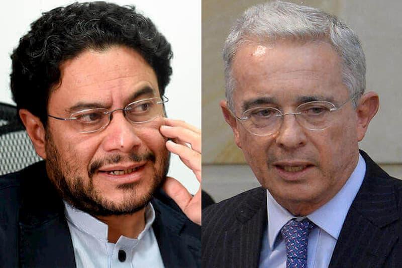Iván Cepeda analiza para recusar al fiscal Barbosa en caso Uribe 8