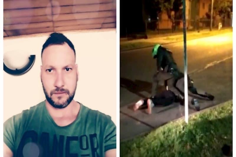 Novia de Javier Ordóñez: Lo tildaron alcohólico y agresivo, justificando cómo lo mataron los policías 1