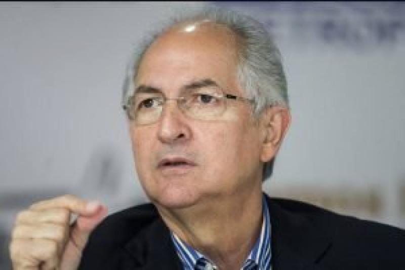 Ledezma sobre Juan Guaidó: Ante el fraude y la crisis ¿o bota la basura o se esconde? 27