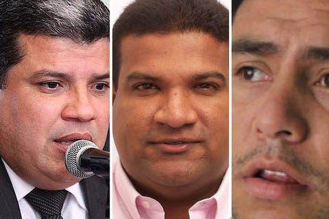 Denuncian a Luis Parra, Richard Arteaga y Conrado Pérez por presunta falsificación de firmas en informe de Alex Saab 6
