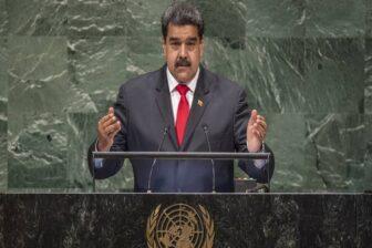Maduro acusa a EEUU de manipular informe de la ONU 1
