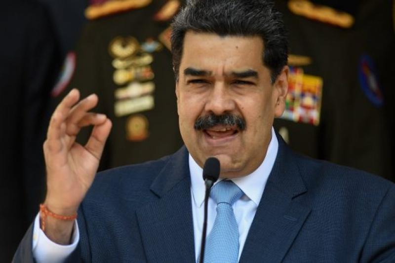 Maduro afirmó que llueve, truene o relampaguee habrá elecciones 1