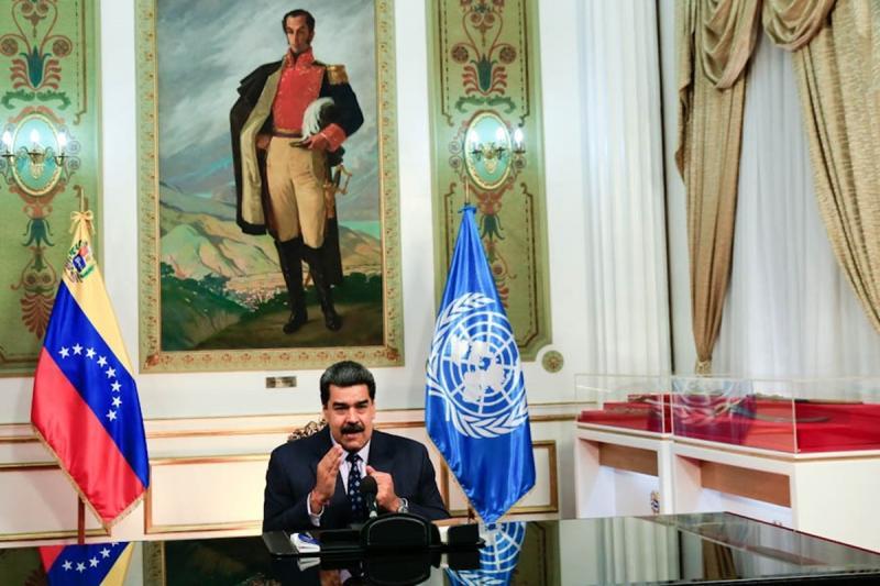 Maduro ante la ONU: No más bloqueos económicos 29