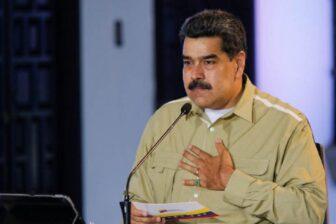 """""""A las 11:00 am Venezuela tendrá instalada la nueva AN"""": Maduro celebra que el chavismo concrete """"recuperación"""" de la AN 1"""