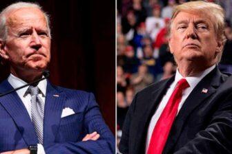 Biden y Trump se verán las caras este martes en el primer debate electoral 1