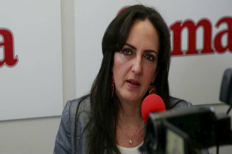 María Fernanda Cabal cree que Santos está detrás de disturbios 9