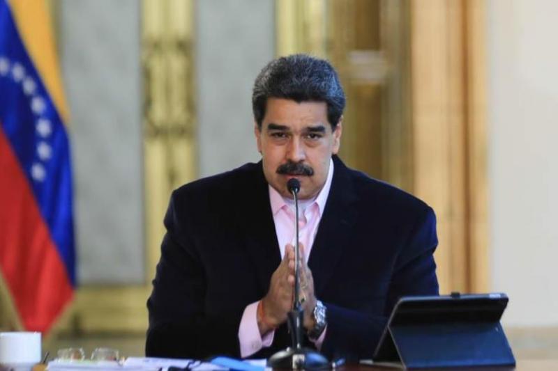 Maduro lamentó muerte del padre de Delsa Solórzano 26