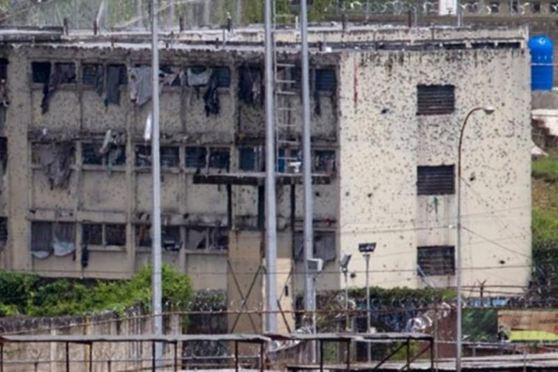 Nuevo modus operandi que es usando desde la cárcel de Tocuyito para extorsionar en Caracas 1