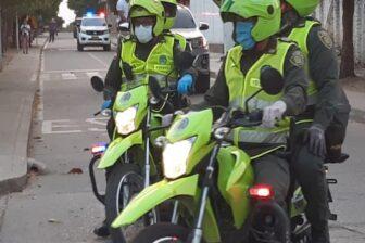 Tres de cada 100 Bogotanos confía en la Policía 1