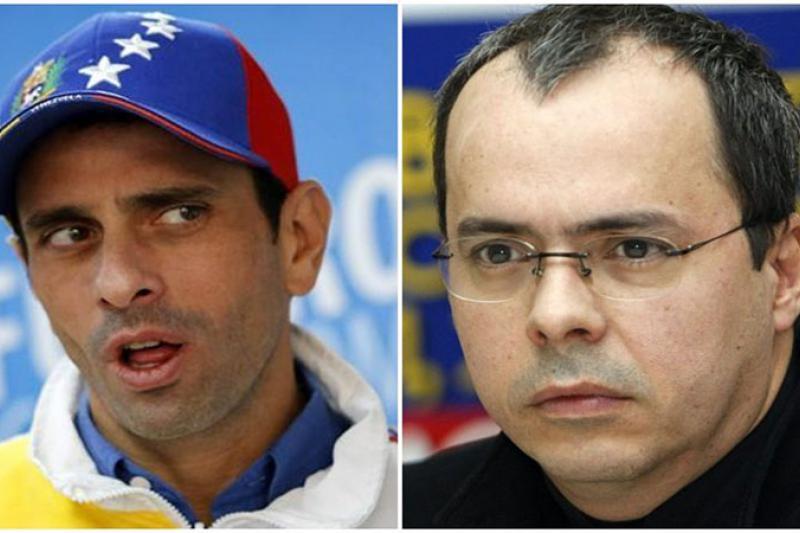 """J.J. Rendón: """"Henrique Capriles salió del closet"""" 2"""