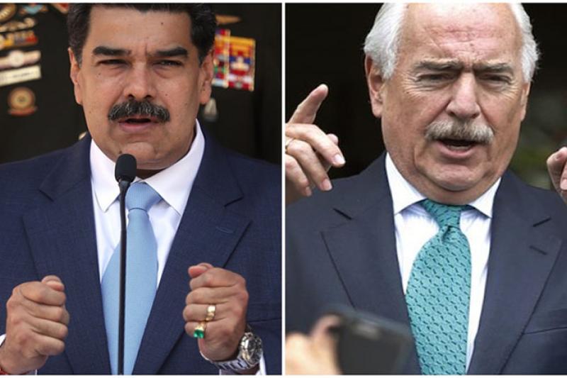 Lo que reveló ex presidente Pastrana sobre acciones de Maduro para evitar rebelión militar 1