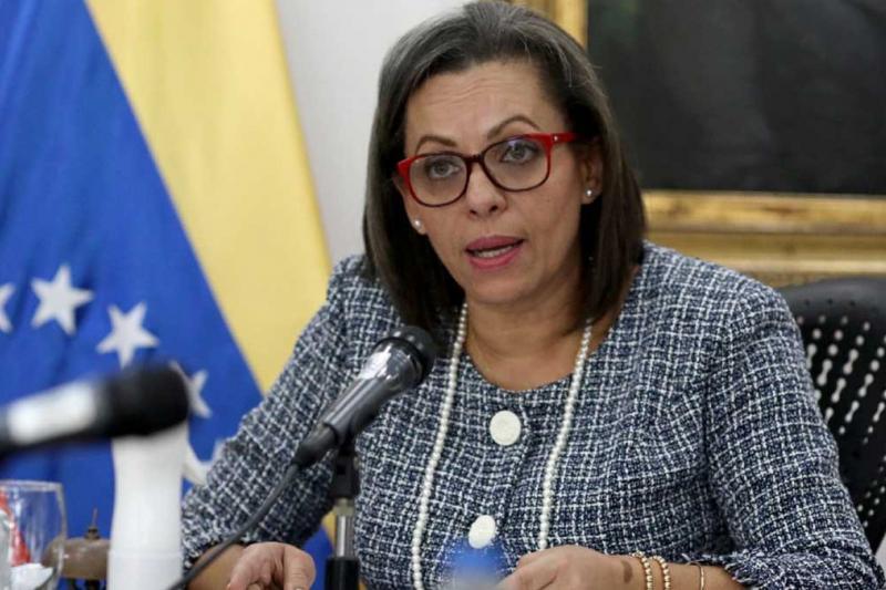 EEUU sanciona a la nueva presidenta del CNE 5