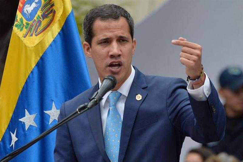 Ex capitán de navío pidió a Guaidó la intervención de una fuerza humanitaria de paz en Venezuela 1