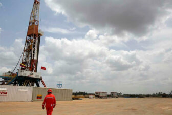 Pdvsa se prepara para incrementar mezcla de crudo tras importar diluyentes de Irán 1