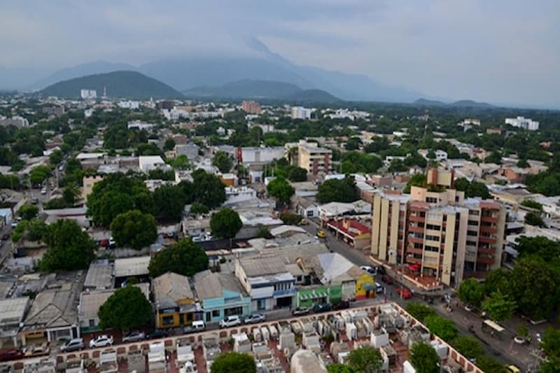 Temblor en Colombia fue confundido con tormenta en el Cesar 1