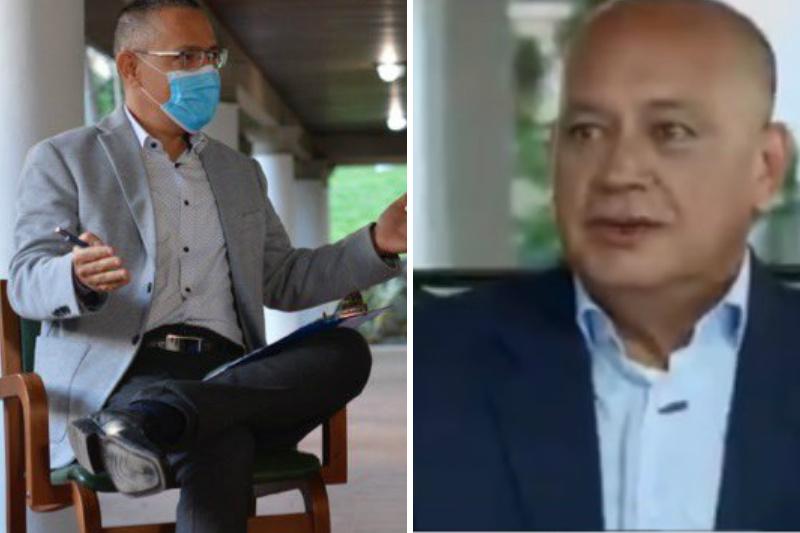 La afirmación de Diosdado Cabello sobre su experiencia con el Covid-19 (video) 8