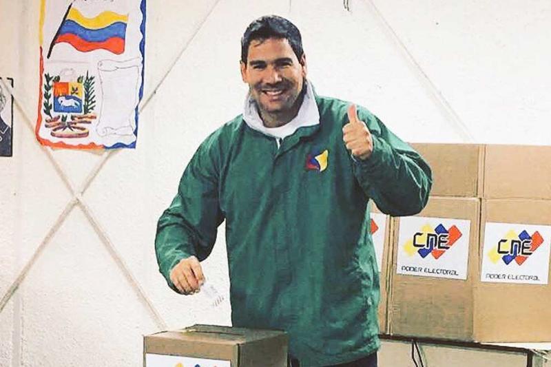 Winston Vallenilla será candidato en las elecciones parlamentarias 13